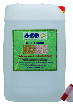 AGO Quart 5000, 25 L Konzentrat (Moosentferner)